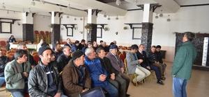 Bünyan Belediyesi Personeline İş Sağlığı ve Güvenliği Eğitimi Verildi