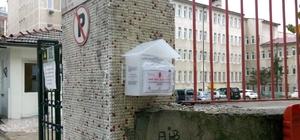 Esnaf için şehrin değişik yerlerine dilek ve şikayet kutuları yerleştirildi