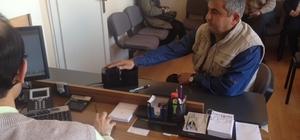 Osmaneli'de yeni çipli TC kimlik kartı çıkarma işlemleri devam ediyor
