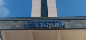 """Mimarisiyle büyüleyen caminin adı """"Şehitler Cami"""" oldu"""