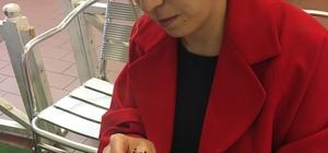 Gaziantepli kadınlardan zarif yaka broşları