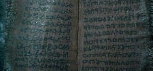Bin 800 yıllık el yazmasını satmaya çalışırken yakalandı