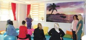 Devlet Hastanesi, 'Anne Dostu Hastane' sertifikasını aldı