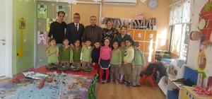 Marmaris'te miniklere uygulamalı çevre eğitimi