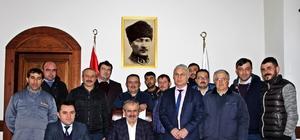Başkan Ayanoğlu'dan Belediye personeline takdirname