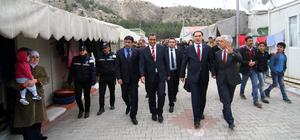 Kamu Başdenetçisi Malkoç Gaziantep'te
