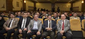 """""""15 Temmuz Sonrası Yeni Türkiye Vizyonu"""" paneli"""