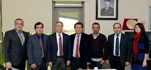 ATSO 29.Grup Meslek Komitesi'nden Enerya'ya ziyaret