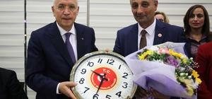Başkan Yaşar, muhtarlarla akşam yemeğinde buluştu