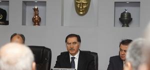 Kamu Başdenetçisi Malkoç, Kahramanmaraş'ta: