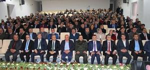 Karaman'da dönem sonu değerlendirme toplantısı
