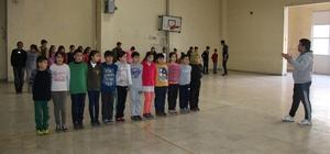 Halk oyunlarını Haliliye Belediyesi ile öğreniyorlar