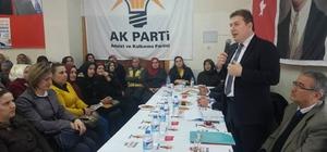 AK Parti Denizli teşkilatı referandum hazırlıklarına başladı