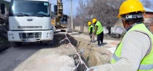 ASAT'tan Korkuteli alt yapısına 52 milyonluk yatırım