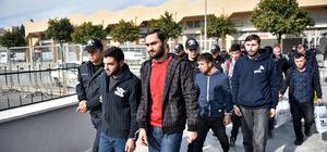 Mersin'de terör operasyonları