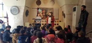 Dargeçitli öğrencilerin Mardin gezisi