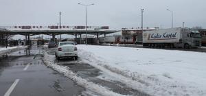 Bulgaristan'a açılan sınır kapılarında yoğunluk