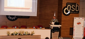 Kayseri Organize Sanayi Bölgesi Yönetim Kurulu Başkanı Tahir Nursaçan: