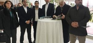 'İstanbul'un Yaşam Pınarı Çekmeköy' kitabının İngilizce baskısı tanıtıldı