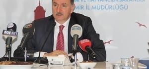 İzmir'de tarımın 2016 yılı değerlendirildi