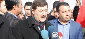 Diyarbakır'da 4 polisin şehit olduğu saldırıya kınama