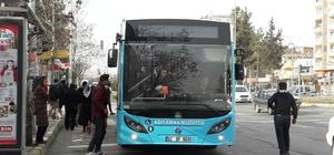 Belediye otobüslerinde taşıma ücretlerine zam