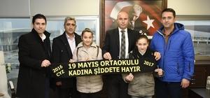 Başkan Togar öğrencileri kutladı