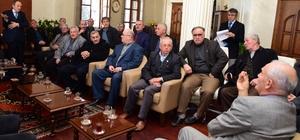 """Başkan Yılmaz: """"Samsun'un en kötü yeri Sanayi Mahallesi"""""""