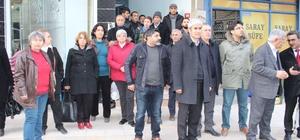 CHP'lilerin yapacağı eyleme izin verilmedi