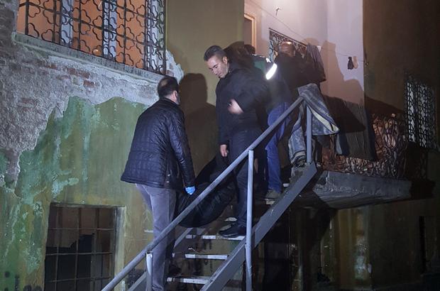 Aksaray'da cinayet