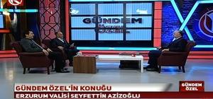 Vali Azizoğlu'ndan istihdam müjdesi