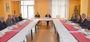 3. Muhtarlarla buluşma toplantısı Çerkezköy'de yapıldı