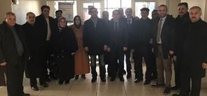 AK Parti'den Bayşar'a teşekkür ziyareti