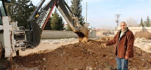 Akçakale'de tehlike saçan 50 yıllık kuyu kapatıldı