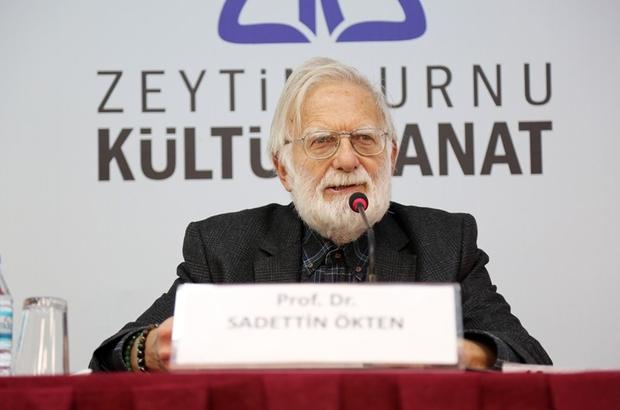 """Prof. Dr. Sadettin Ökten:""""Şehir arkeolojik alan gibi keşfedilmeyi bekler"""""""