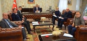 Milas'ta Mesleki ve Teknik Eğitim Okul Yönetim Kurulu oluşturuldu
