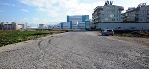 Kepez Devlet Hastanesine yeni yollar