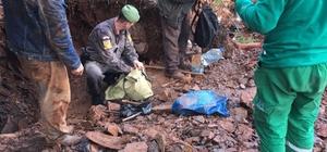 Muğla'da maden kaçakçılığı operasyonu