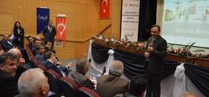DİKA tarafından Siirt'te 'Cazibe Merkezleri Programı' tanıtıldı