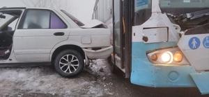 Yoğun sis ve buzlanma zincirleme kazalara yol açtı