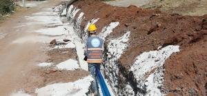 Büyükşehir'den Honaz Yukarıdağdere içme suyuna çözüm