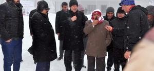 Gediz Muratdağı'nda kayak sezonu açıldı