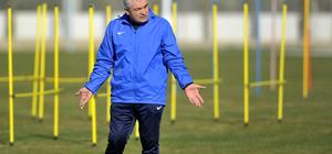 Antalyaspor'da Osmanlıspor maçı hazırlıkları