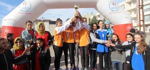 Okul Sporları Atletizm yarışmaları sona erdi