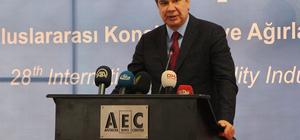 HotelEquipment Fuarı Antalya'da açıldı