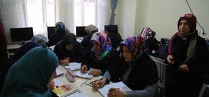 Haliliye Belediyesinden kadın istihdamına büyük destek