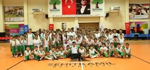Okullar tatile minikler Şehitkamil'e