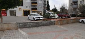 Başkan Çetin el attı sitenin park sorunu çözüldü