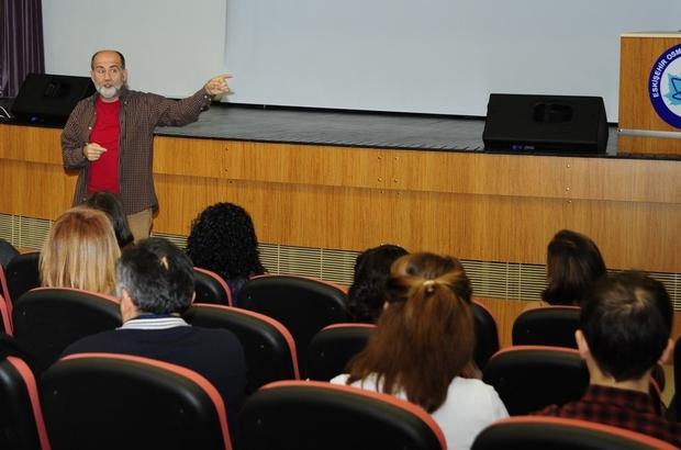 Sosyolog Nurdoğan Arkış Esogü öğrenci Ve Akademisyenleriyle Buluştu