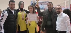 Diyarbakır'da yıldızlar voleybol müsabakaları sona erdi
